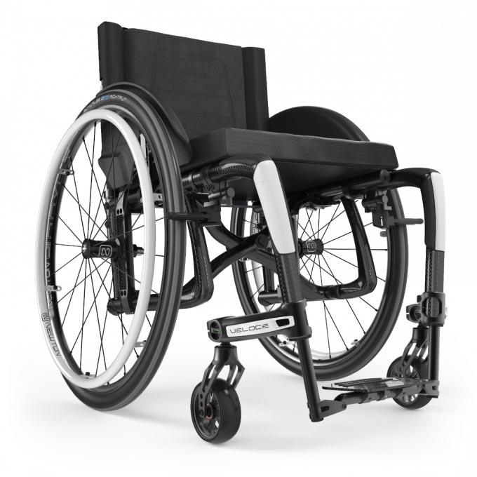 Motion Composites Veloce Carbon Folding Wheelchair