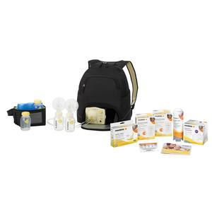 Medela Pump In Style Advanced Breast Pump Kit with Backpack Solution Set