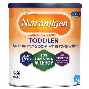 Nutramigen Toddler Supplemental Formula Can