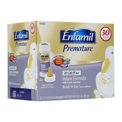 Enfamil Premature Infant Formula with Nursette Bottle