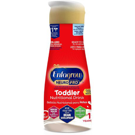 Enfargrow Pediatric Oral Supplement