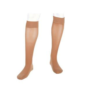 Mediven Plus Knee High Compression Stocking, Beige, Closed Toe