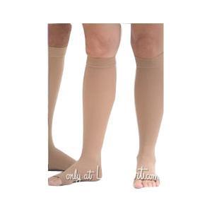 Mediven Strumpf Calf Compression Stockings, Size 5 Regular, Beige