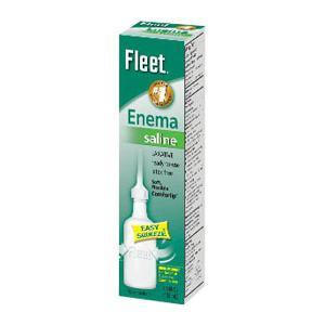 CB Fleet Ready-to-Use Enema Saline Laxative