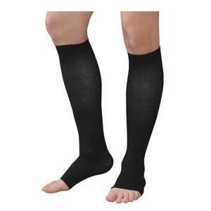 Mediven Plus Calf High Compression Stocking, Size 3, Black