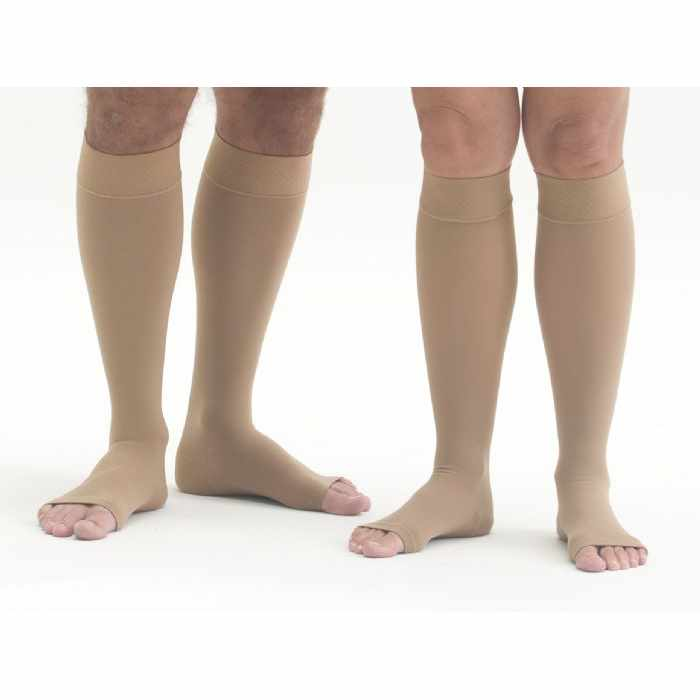 Mediven Plus Knee High Compression Stockings, Size 5, Petite