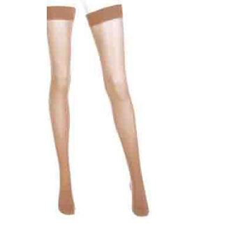 Mediven Plus Standard Thigh High Stockings, Size 6