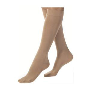 Mediven Plus Calf High Compression Stocking, Size 3, Petite, Beige