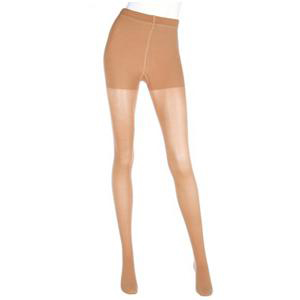 Mediven Mediven Sheer & Soft Pantyhose, Natural, Closed Toe, Size 1