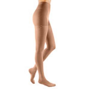 Mediven Comfort Compression Pantyhose, Size 2, Petite, Natural, Closed Toe