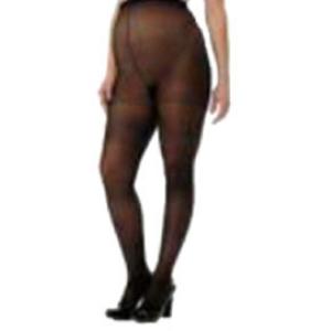 Mediven Comfort Compression Maternity Pantyhose, Size 3, Ebony