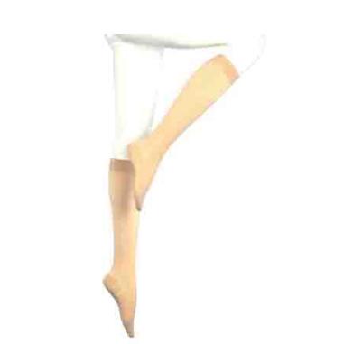 Mediven Comfort Knee High Compression Stockings, Size 4, Natural