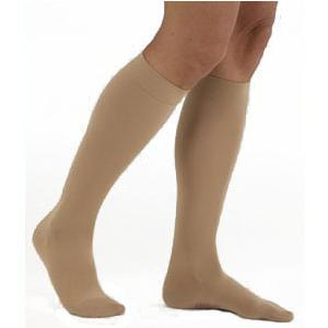 Mediven Comfort Knee High Compression Stockings, Size 2, Petite, Natural