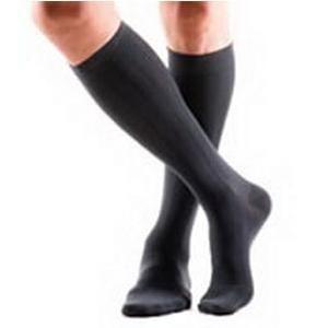 Mediven Comfort Knee High Compression Stockings, Size 5, Petite, Ebony