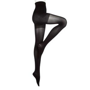 Mediven Comfort Pantyhose, Ebony, Size 2