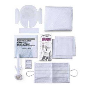 Medical Action Tegaderm CVC Dressing Tray, with CHG