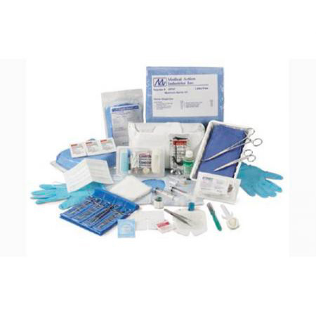 Medical Action One Time Central Line TPN/CVP Tray