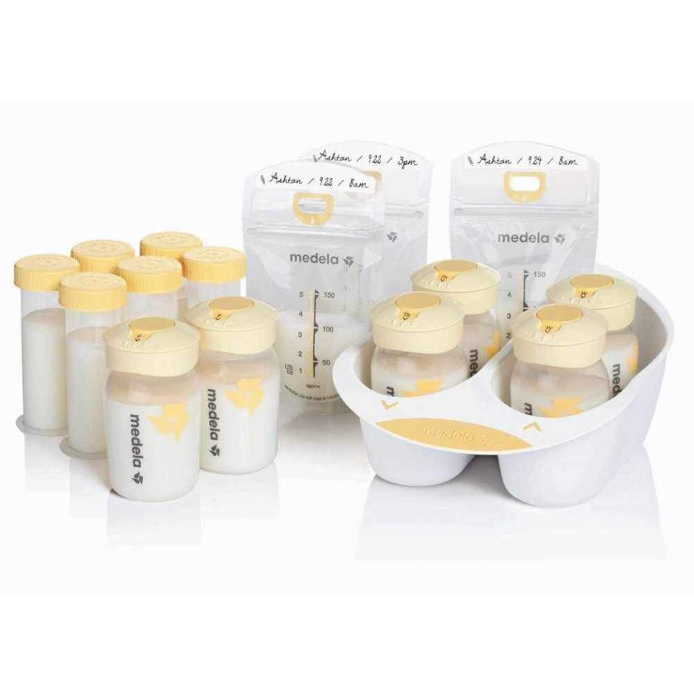 Medela Breast Milk Storage Solution