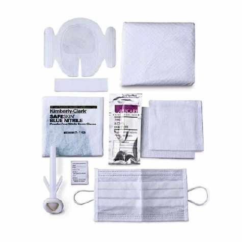 MAI Central Line Dressing Kit w/ Tegaderm HP 9536NS Dressing and 3ml ChloraPrep