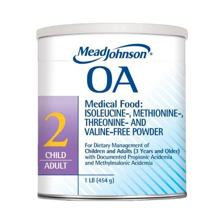 OA 2 Propionic Acidemia Oral Supplement