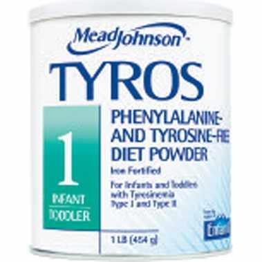 Tyros 1 Pediatric Oral Supplement, Powder