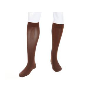 Mediven Men's Calf High Compression Socks, Size 7, Khaki