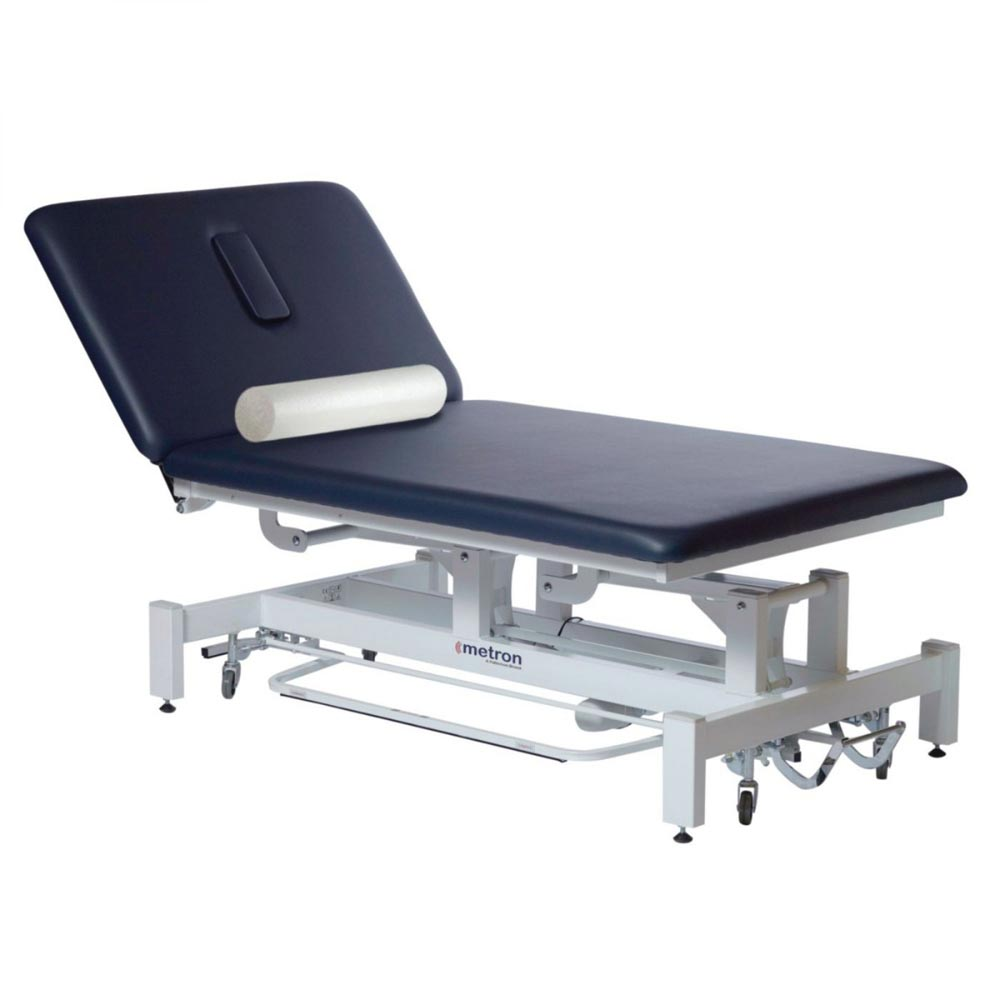 Metron elite bobath tables with roll