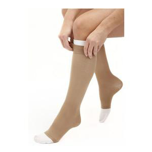 Mediven Dual Layer Knee High Stocking System, Small, Beige