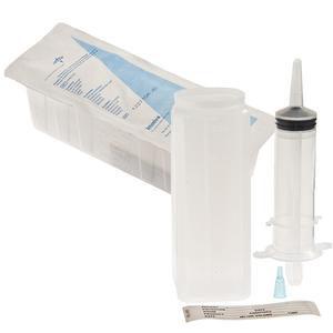 Medline Industries Blister Piston Irrigation Syringe Feed Tray, Sterile -  each
