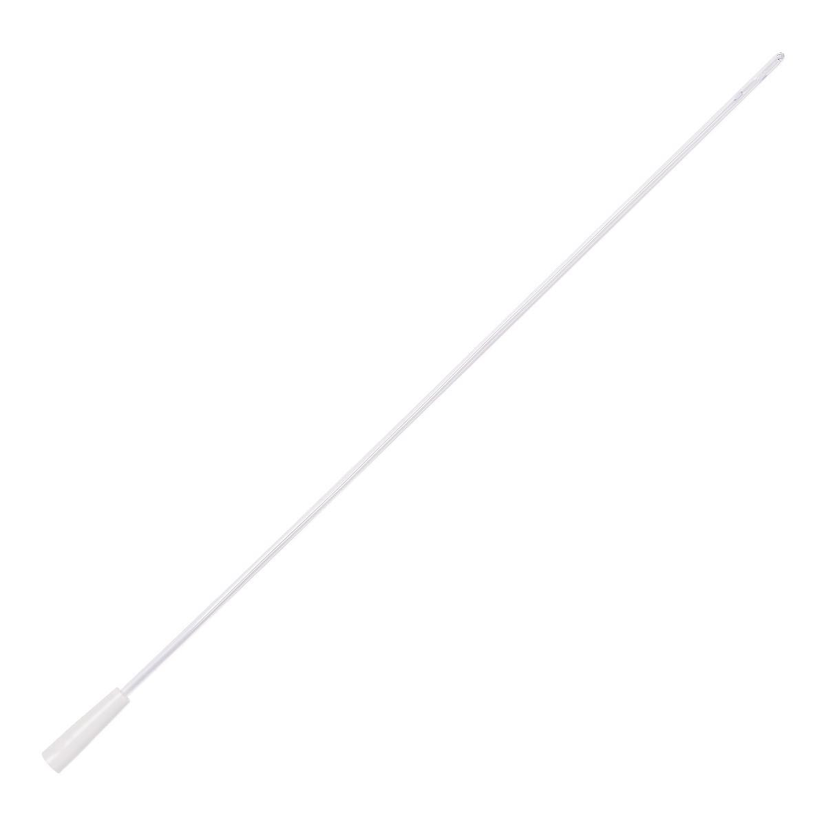"Medline Industries Urethral Intermittent Catheter 12Fr 16"" L, Smooth Tip"