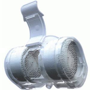Medline Swivel Port Heat and Moisture Exchanger