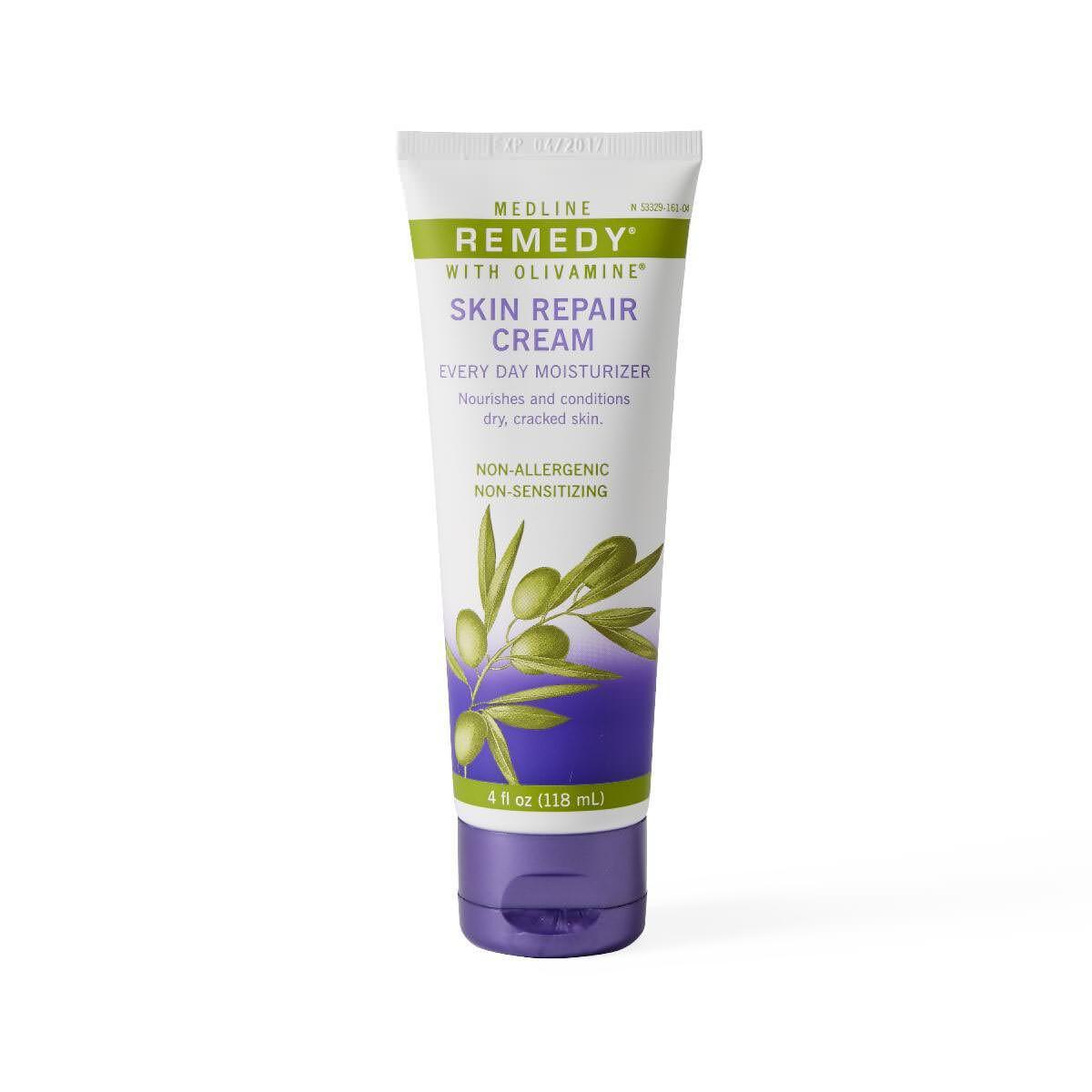 Medline Remedy Olivamine Skin Repair Cream, 2 oz. Tube