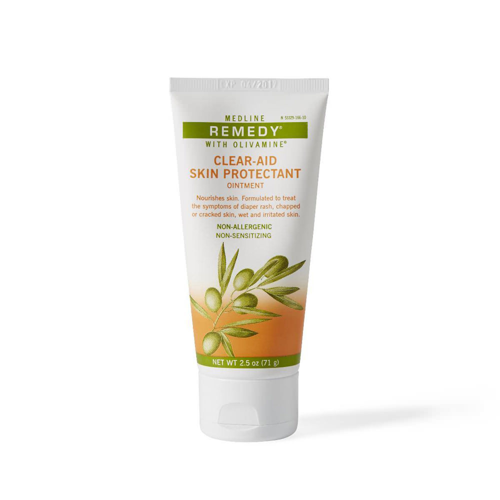 Remedy Olivamine Clear-Aid Skin Protectant