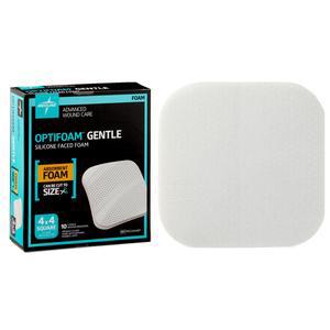 Medline Optifoam Gentle Silicone-Faced Foam Dressing