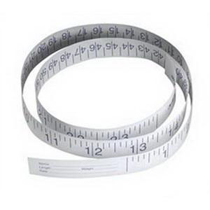 "Medline Industries Disposable Paper Tape Measure 72"" Latex-free"