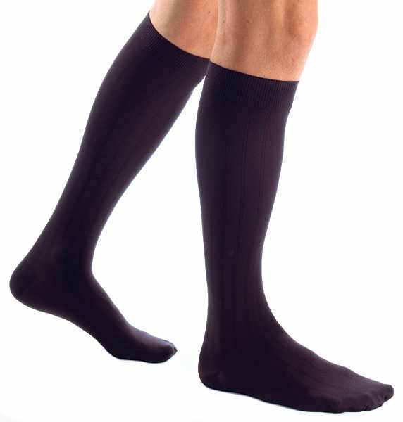 Mediven Classic Calf High Compression Socks, Black, Size 2