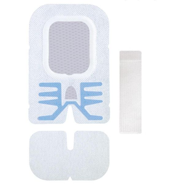 Sorbaview Shield Integrated Securement Dressings