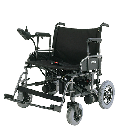 Merits Travel-Ease heavy duty power wheelchair