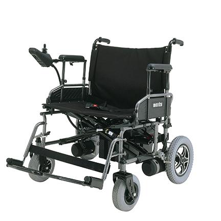 Merits Travel-Ease heavy duty power wheelchair