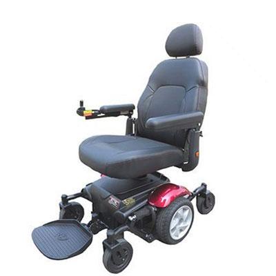 Merits vision sport power wheelchair