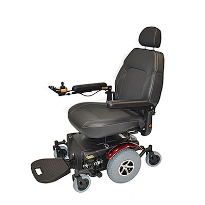 Merits vision super power wheelchair
