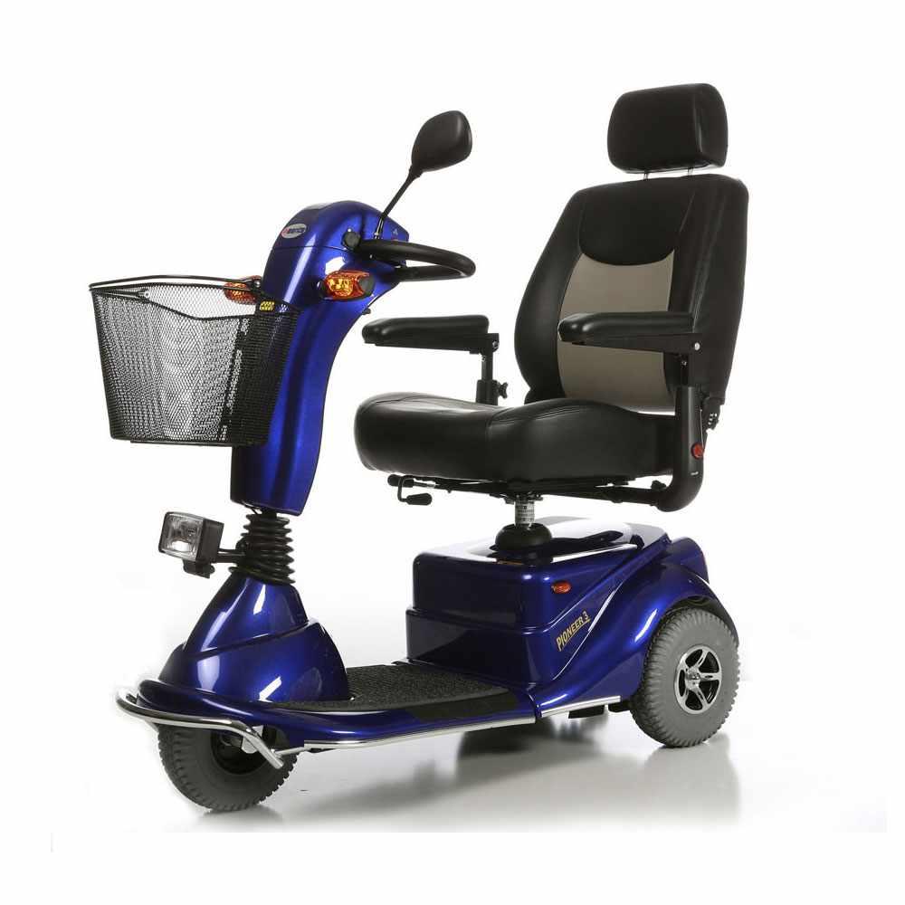 Merits Pioneer 3 3-wheel scooter