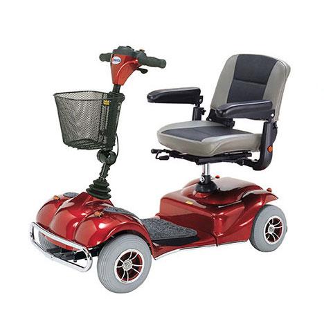 Merits Pioneer 2 4-wheel scooter