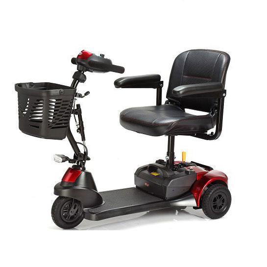 Merits Roadster Deluxe 3-Wheel Scooter