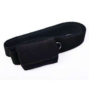 MiniMed Waist-It Pouch with Elastic Straps