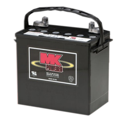 22NF Sealed Battery by MK Battery