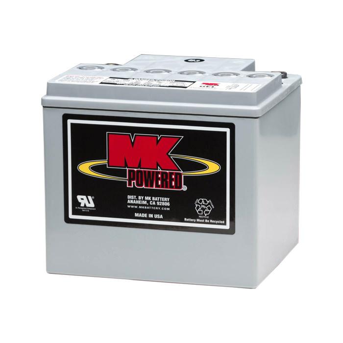 MK M40 sealed gel battery