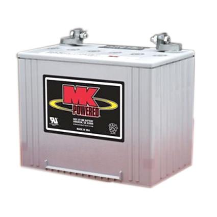Sealed Gel Battery by MK Battery