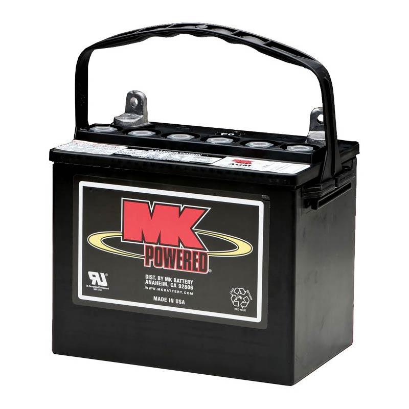 MU-1 SLD A sealed AGM battery