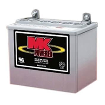 U-1 Sealed gel MK battery
